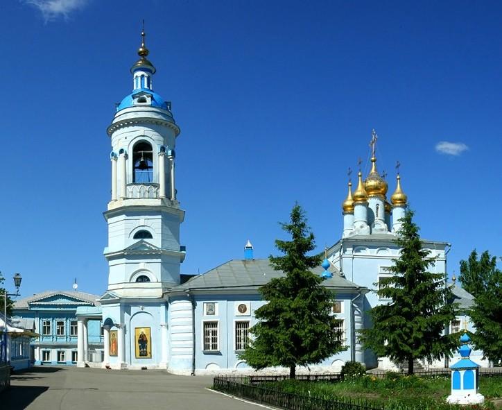 Богоявленский храм г. Коломна